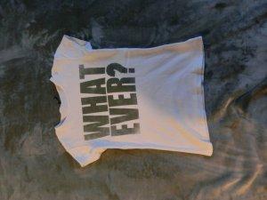T-Shirt mit cooler Aufschrift