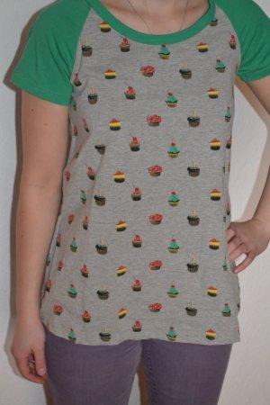 Camiseta multicolor Algodón