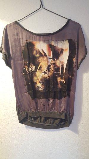 T-Shirt mit Druck von Only