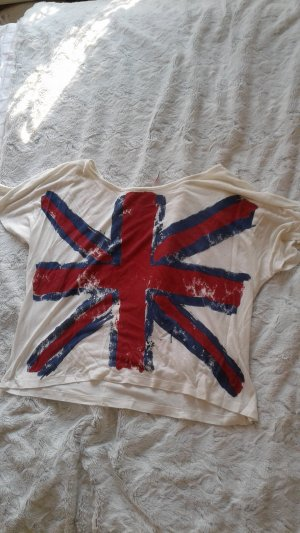 T-shirt mit Englandflagge