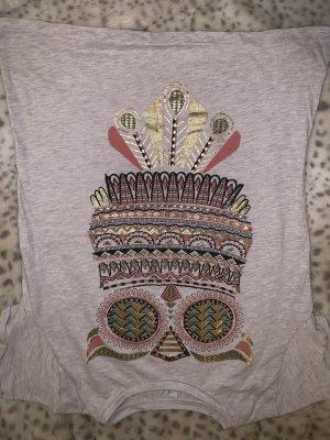 T-Shirt mit Eule