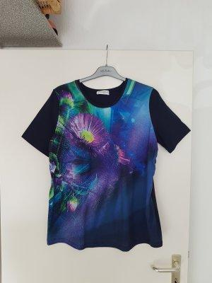 T-Shirt mit Flower-Power sportswear 42/44