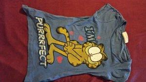 T-Shirt mit Garfield Aufdruck