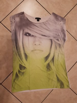 T-Shirt mit Gesicht Gr. XS Amisu