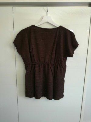 T-Shirt mit Goldfäden Größe S