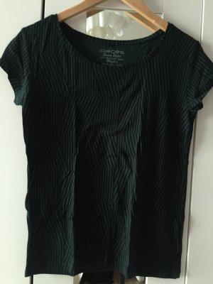 T Shirt mit graphishem Muster