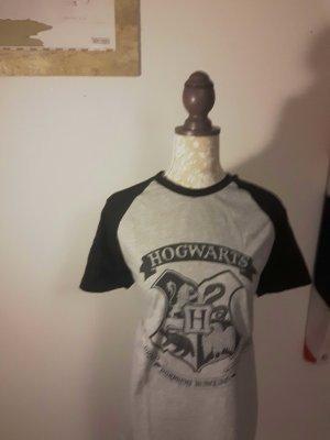T-Shirt mit Harry Potter Aufdruck im College Stil