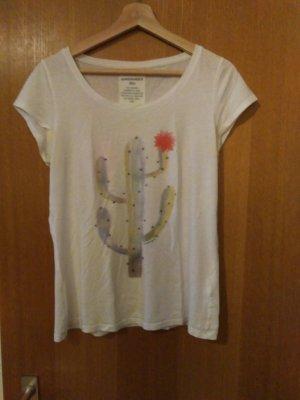 T-Shirt mit Kaktus