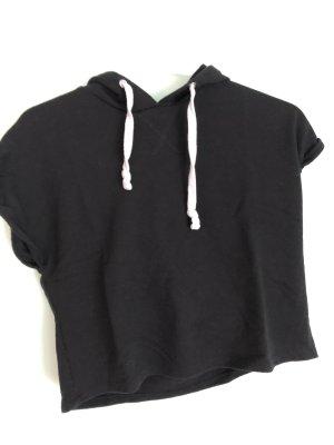 FB Sister Camicia con cappuccio nero