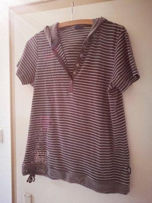 T-Shirt mit Kapuze XL