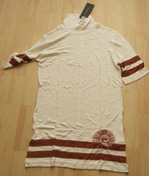 T-Shirt mit Kaschmir  von Strenesse - Gr. 42