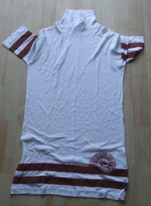 T-Shirt mit Kaschmir von Strenesse - Gr.M/L