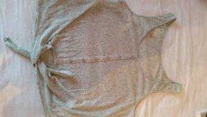 T-shirt mit Knoten vorne
