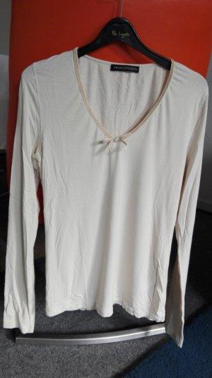 Nice Connection Camiseta crema