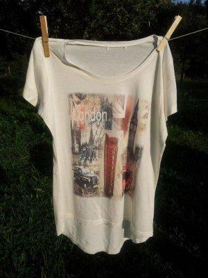 T-Shirt mit London-Print