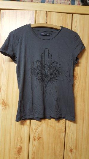 Even & Odd T-shirt grigio scuro