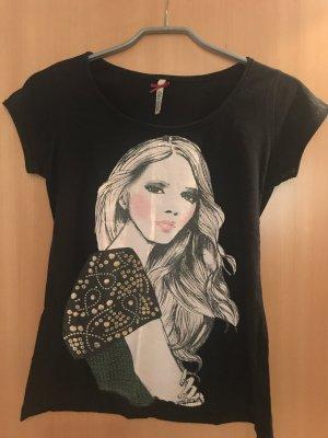 T-Shirt mit Motiv