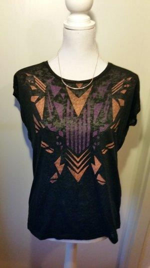 T-Shirt mit Muster von Ann Christine