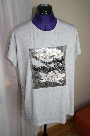 T-Shirt mit Pailleten