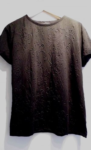T-Shirt mit Paisley Muster
