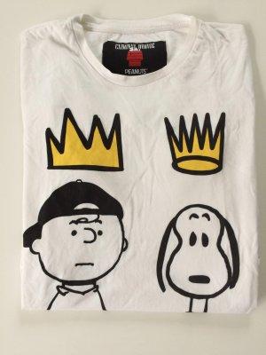 T-Shirt mit Peanuts-Aufdruck, Boyfriend Style