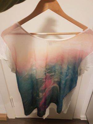 Cotton On Print Shirt white
