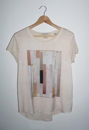 T-Shirt mit Print, Maison Scotch