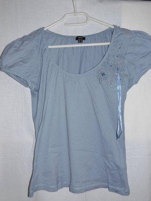 T-Shirt mit Puffärmelchen