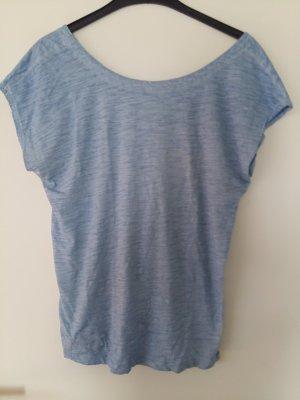 T-Shirt mit raffinierten Rückdetail