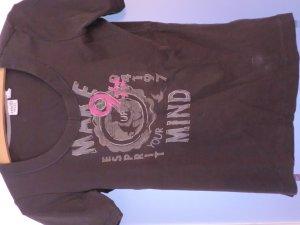 T-Shirt mit Rundhals und Print