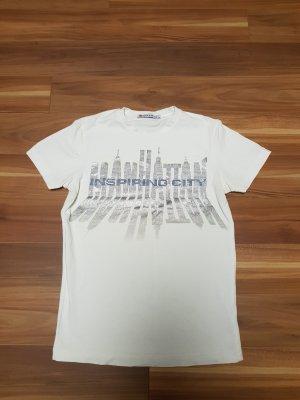 Cipo & Baxx T-Shirt multicolored cotton