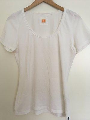 T - Shirt mit Rundhalssusschnitt von Boss Orange