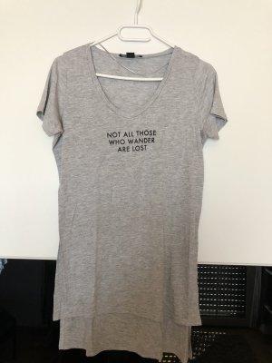 Atmosphere Camiseta color plata-gris claro