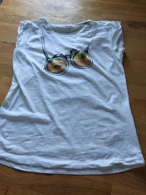 T-Shirt mit Sommermotiv