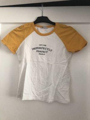 T Shirt mit Spruch