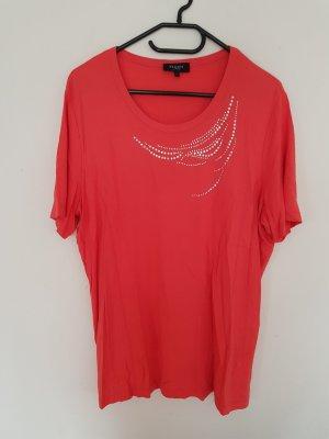 Bexleys T-shirt zalm