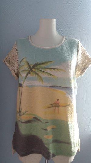 T-Shirt mit Surfmotiv von Roxy