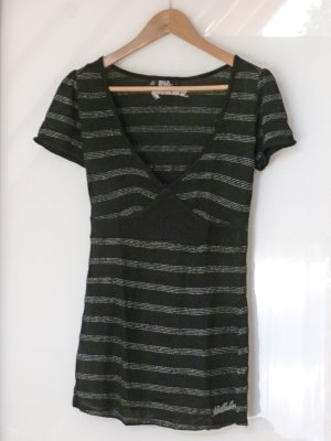 T-Shirt mit tiefem V-Ausschnitt von Billabong (Größe S/38)