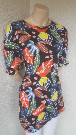 T-Shirt mit tollem Aufdruck von Zara - Gr. S