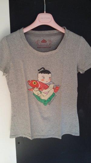 t - shirt mit tollem Druck