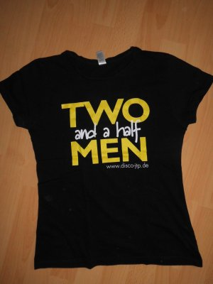 T-Shirt mit Two and a half Men