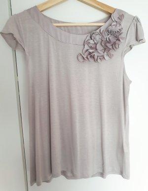 H&M T-shirt gris clair
