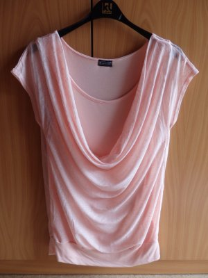 Laura Scott Waterval shirt rosé-room