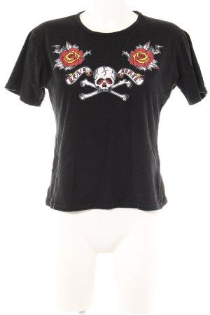 T-shirt Stampa a tema stile casual