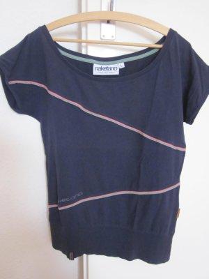 T-Shirt Naketano Dunkelblau