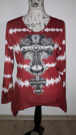 T Shirt, NEU mit Gothic Motiv, Gr.40/42