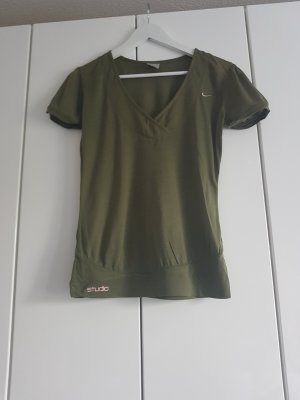 T-Shirt Nike khaki 36