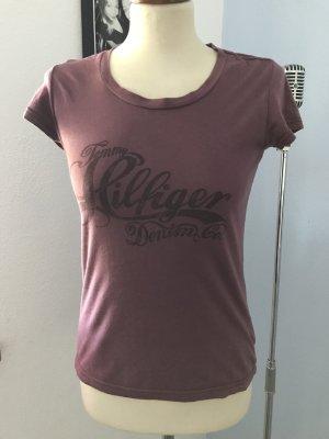 T-Shirt Oberteil Tommy Hilfiger Top Shirt