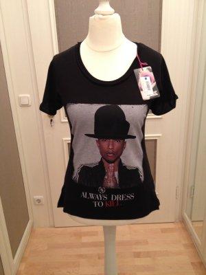 T-Shirt Oberteil von Boom bap Gr. XS NEU Blogger