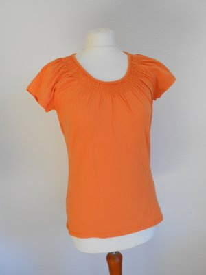 T-Shirt orange Größe 40/42